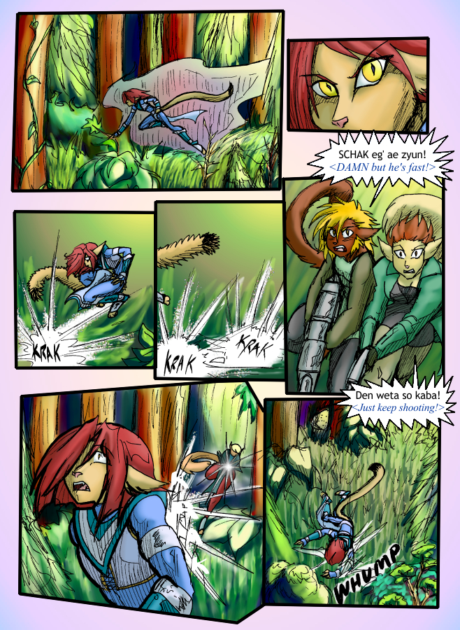The Siege of Feralis Page 22