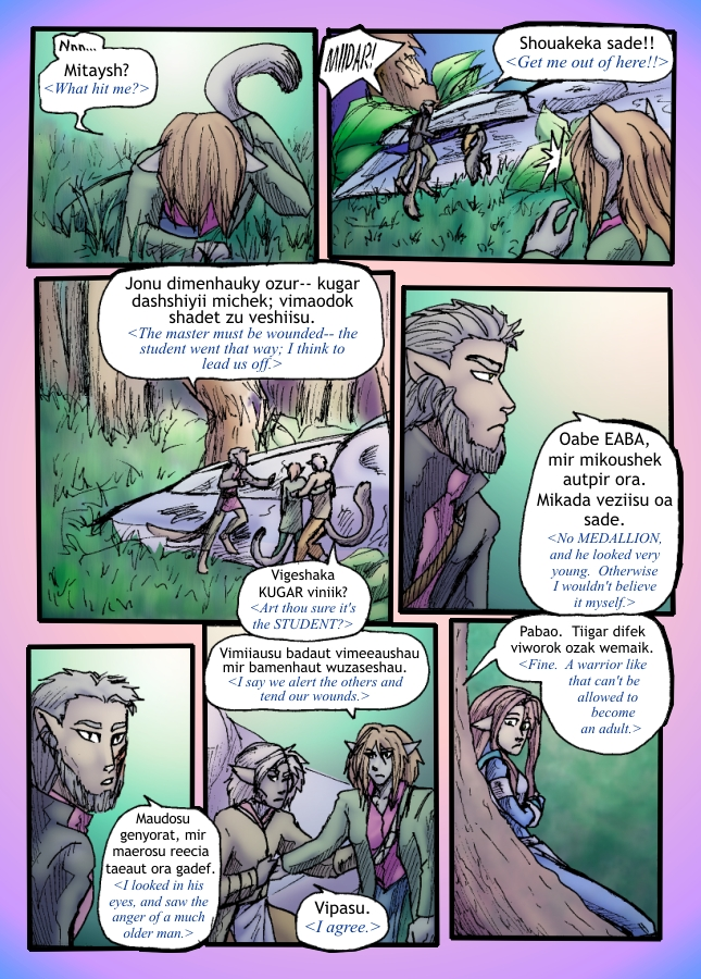 The Siege of Feralis Page 20