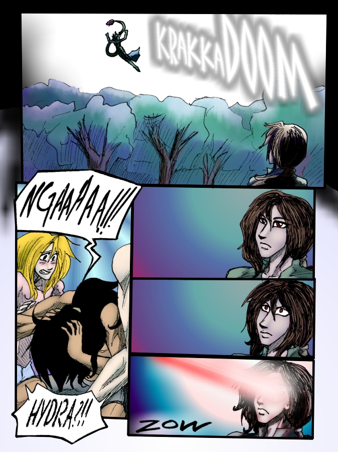 Out of the Darkness Ch 6 Page 4