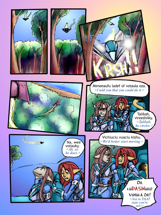 The Siege of Feralis Page 14