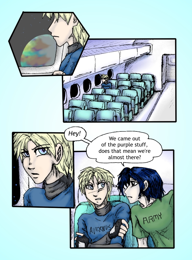 Out of the Darkness Ch1 Page 3