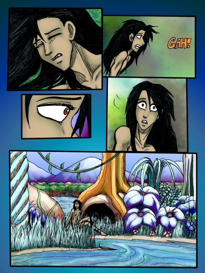 Out of the Darkness Ch 4 Page 5