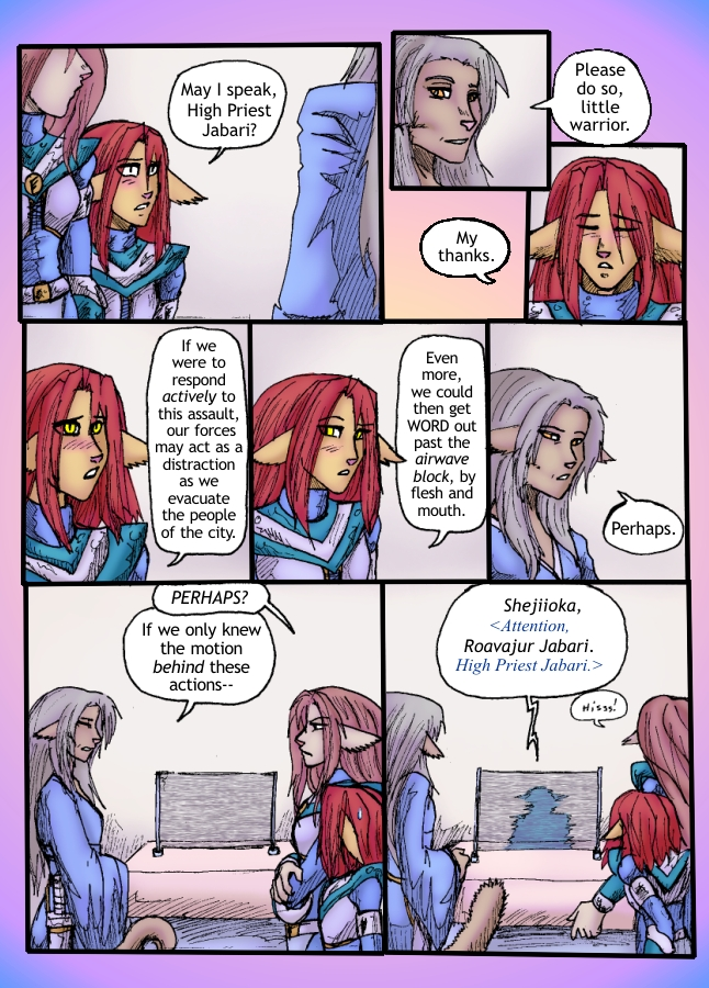 The Siege of Feralis Page 6