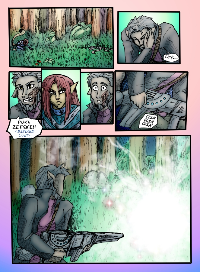 The Siege of Feralis Page 18